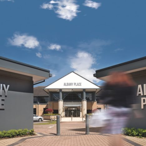 AP entrance ext 468x468 - Building 1, Albany Place, Broadwater Road , Welwyn Garden City, AL7 3BG