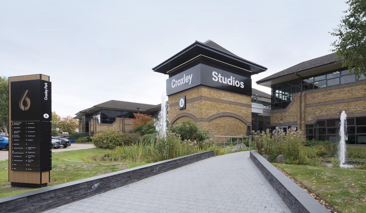 Croxley Studio2 - Croxley Studios, Croxley Park, Watford, WD18 8YR