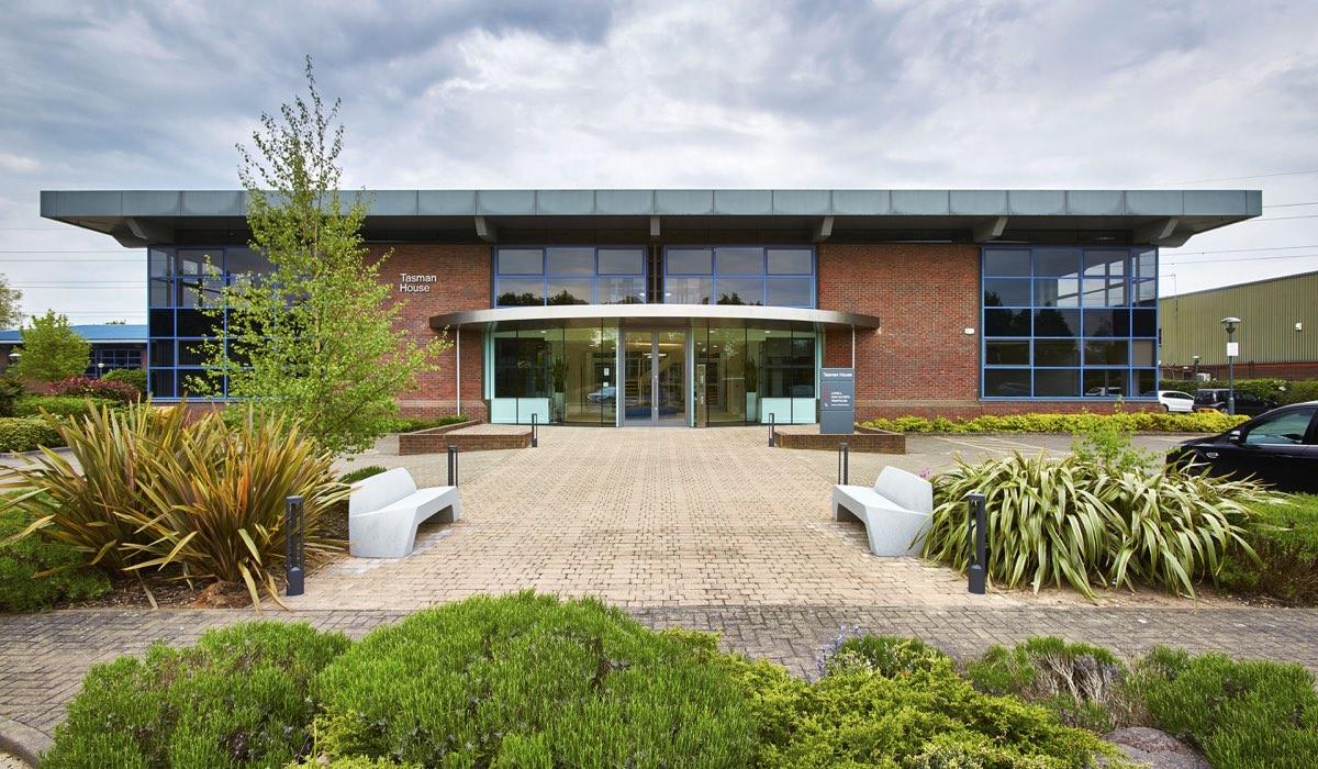 tasman1 - Tasman House, The Waterfront, Elstree, Hertfordshire, WD6 3BS