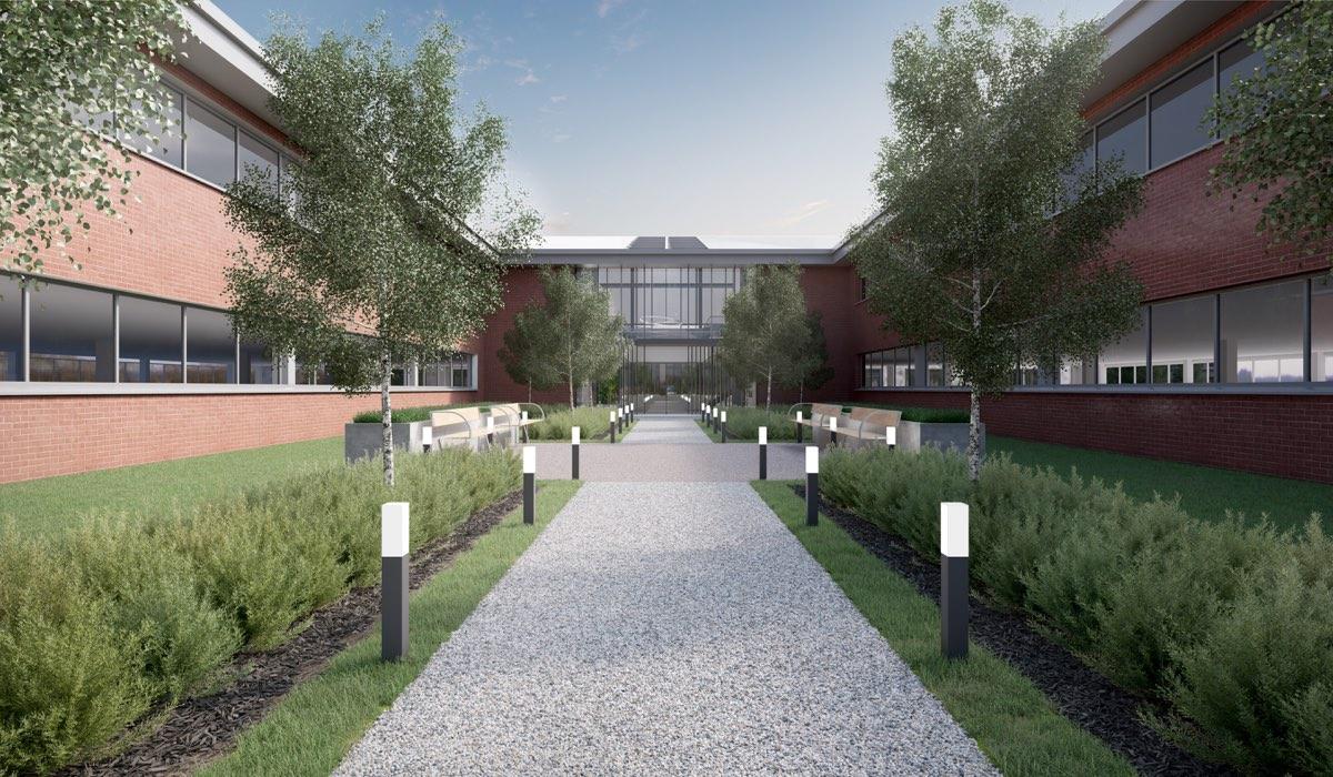wavendon milton keynes 1 - Enigma Building, Wavendon Business Park, Wavendon, Milton Keynes, MK17 8LX