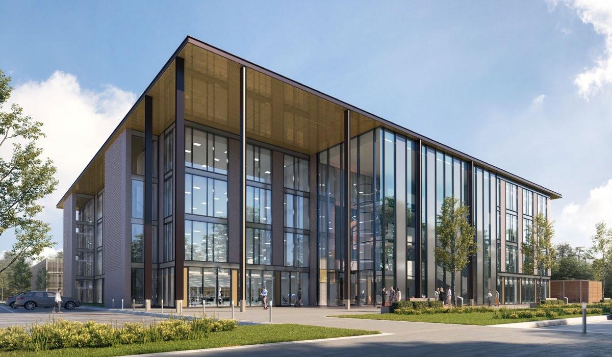 b1 croxley1 - Building 1, Croxley Park, Watford, WD18 8YR