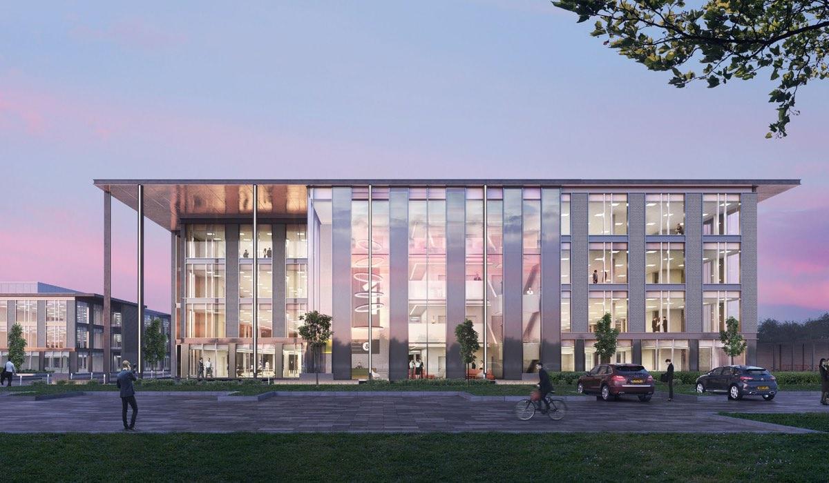 b1 croxley2 - Building 1, Croxley Park, Watford, Hertfordshire, WD18 8YR