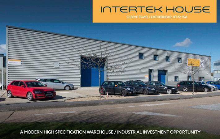 intertek sales - Investment - Previous Sales