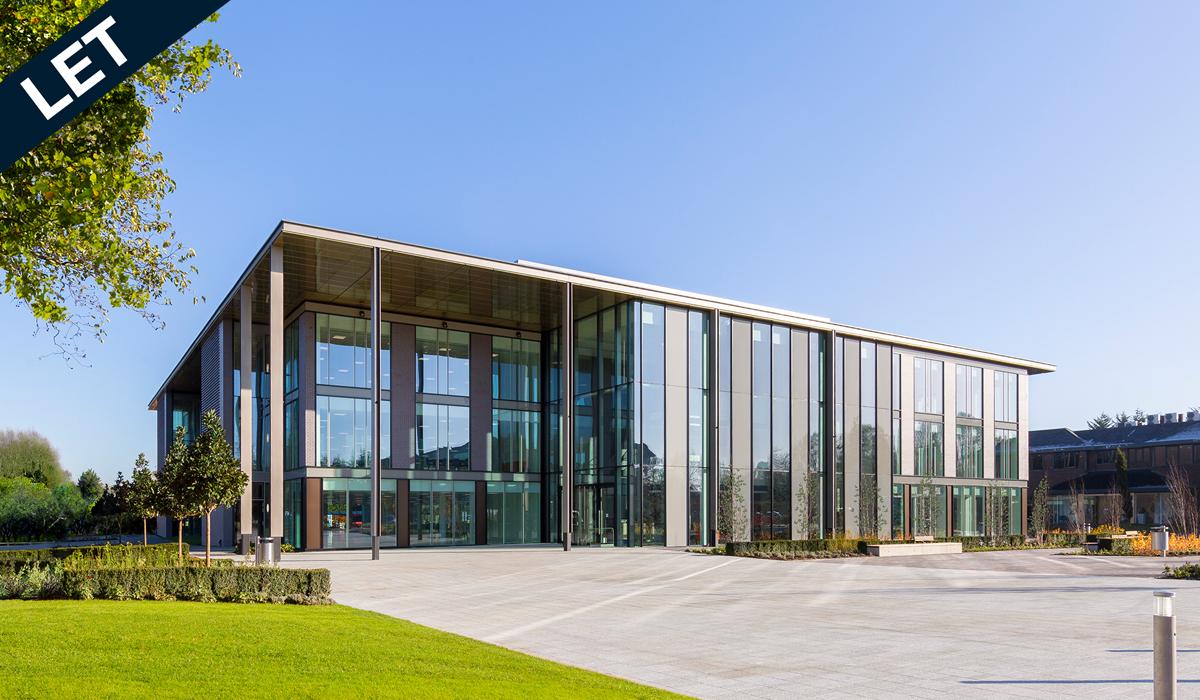 let b2croxley 1 - First Floor, Building 2, Croxley Park, Watford, Hertfordshire WD18 8YR