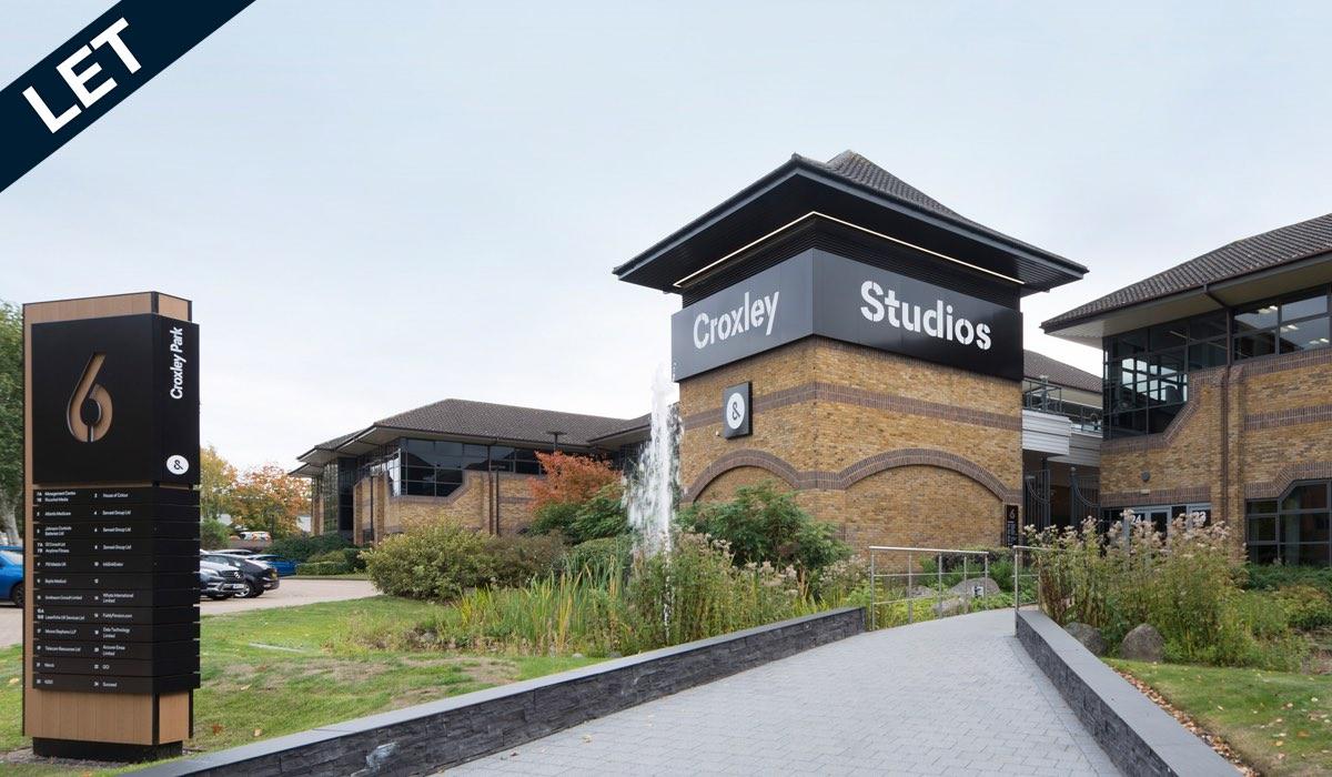 let b6croxley - Suite 12, Building 6, Croxley Park, Watford, WD18 8YR