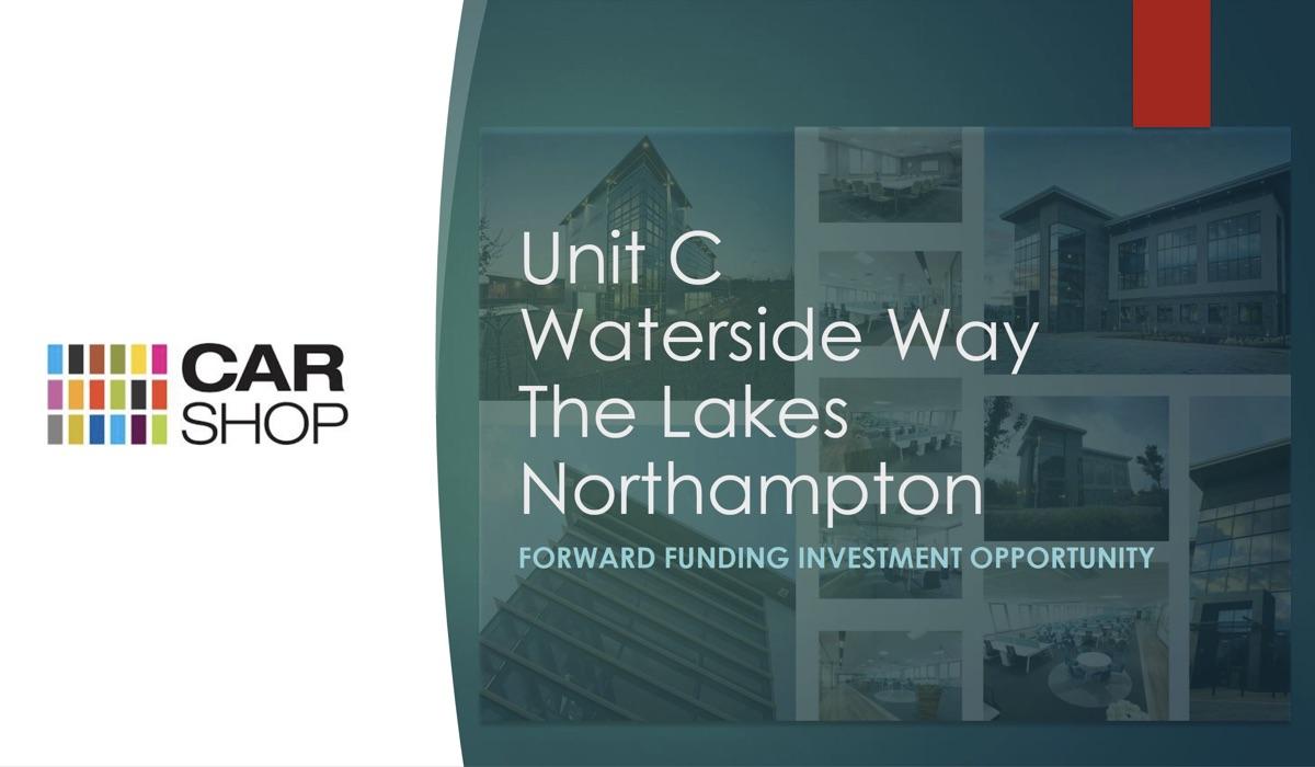 waterside - Unit C, Waterside Way, The Lakes,  Northampton, NN4 7XD
