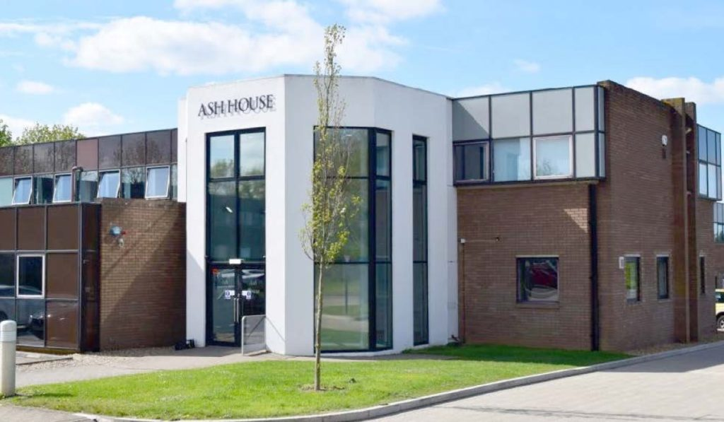 ashhouse 1024x597 - Ash House, Woodlands Business Park, Breckland, Milton Keynes, MK14 6EY