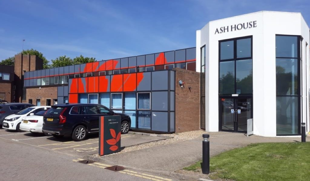 Ash House Milton Keynes 1024x597 - Ash House, Woodlands Business Park, Breckland, Milton Keynes, MK14 6EY