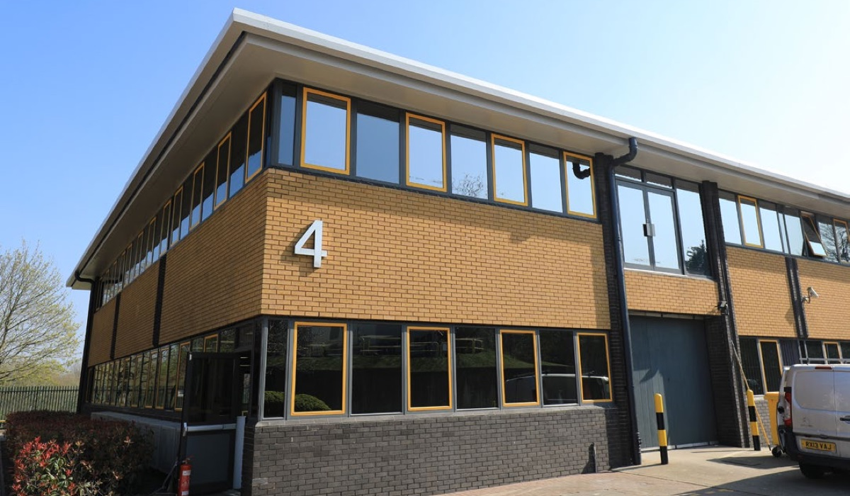Building 4 Axis Watford 1 - Building 4 Axis, Rhodes Way, Watford, WD24 4YW