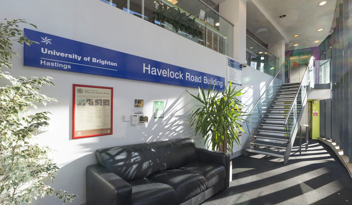 Havelock Place Hastings 2 - University of Brighton, 44 Havelock Road, Hastings, TN34 1BE