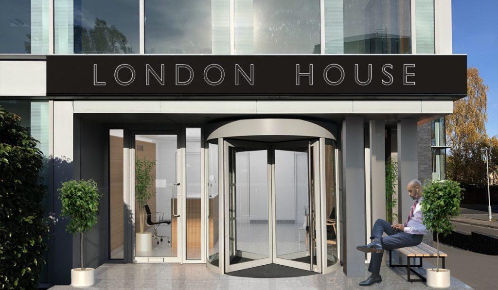 external view richard feedback 1 1024x597 - London House, London Road, Bracknell RG12 2UT