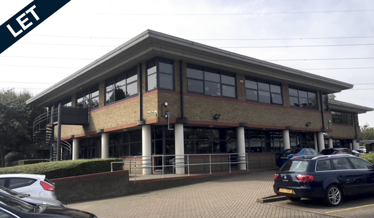 Drake House Let - Drake House, Crossways Business Park, Dartford, DA2 6QH