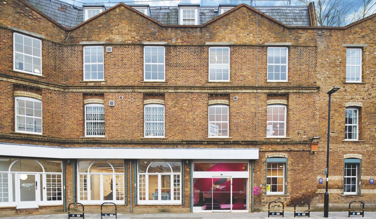 One Highbury Station Road London - One Highbury Station Road, London, N1