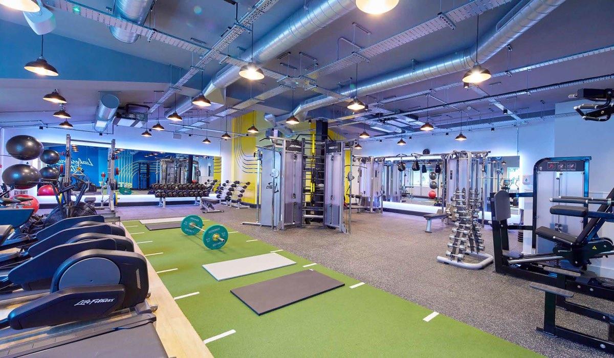 CLBP Gymnasium - 3.1, Caldecotte Lake Business Park, Milton Keynes