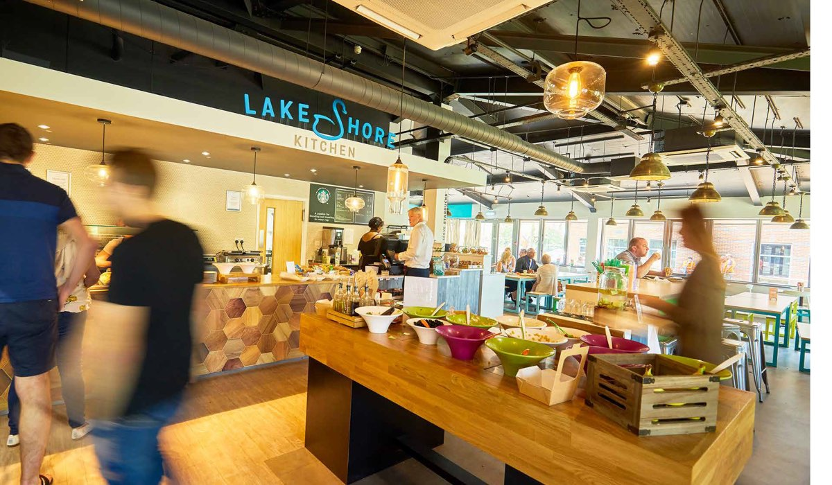 CLBP Lakeshore Cafe 002 - C6, Caldecotte Lake Business Park, Milton Keynes