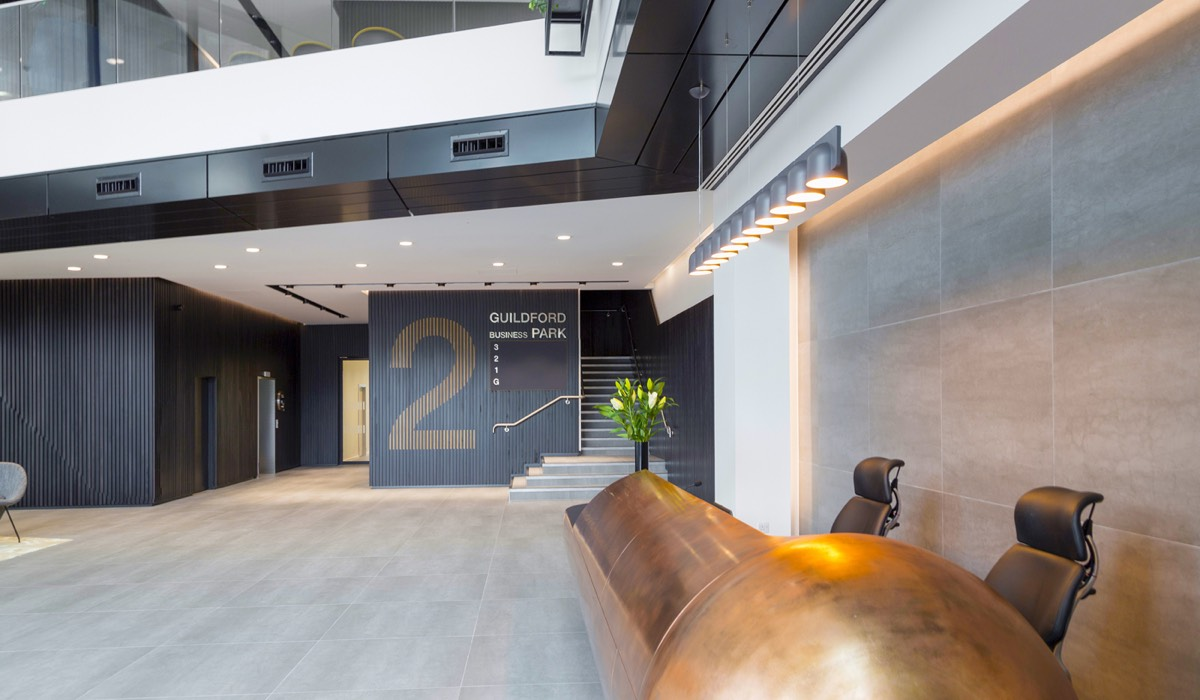 B2 Guildford 2 - Building 2, Guildford Business Park, GU2 8SG