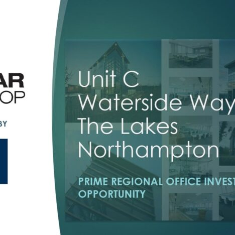 Unit C Waterside Way Northampton 468x468 - Unit C, Waterside Way, The Lakes,  Northampton, NN4 7XD