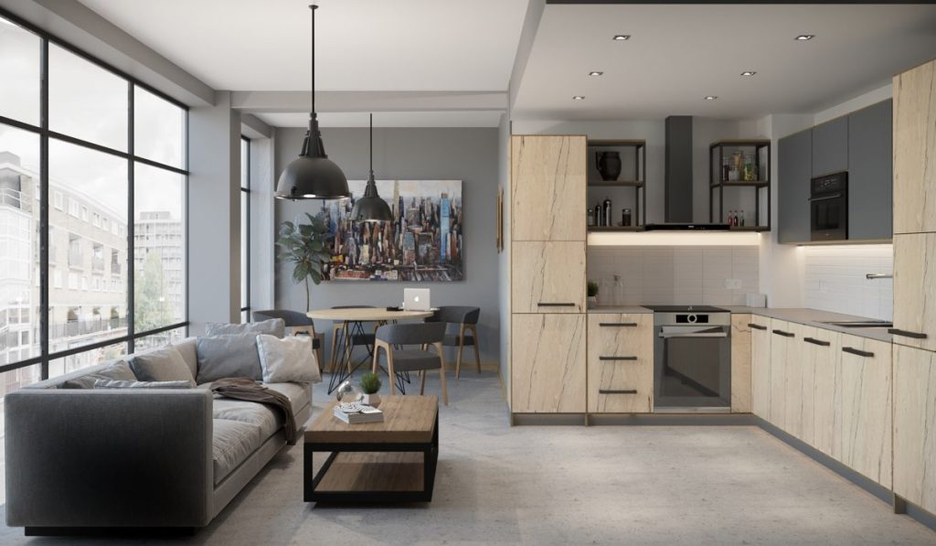 Colour House Dalston 2 1024x597 - Colour House, Bentley Road, Dalston, N1 4BY