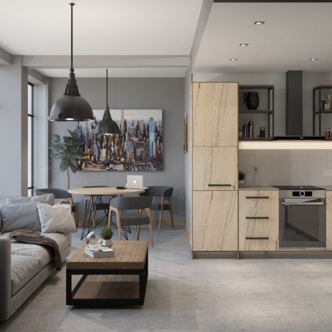 Colour House Dalston 2 468x468 - Colour House, Bentley Road, Dalston, N1 4BY