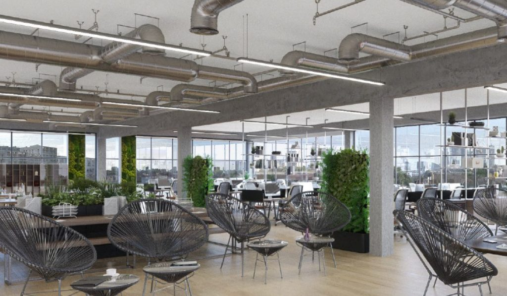 Colour House Workspace Image 1024x597 - Colour House, Bentley Road, Dalston, N1 4BY