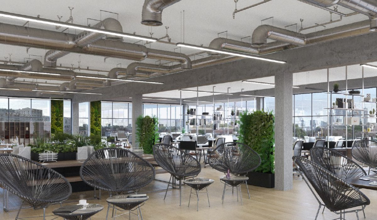 Colour House Workspace Image - Colour House, Bentley Road, Dalston, N1 4BY