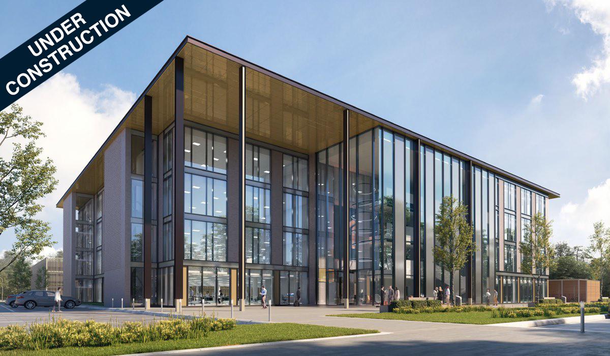 b1 croxley1 - Building 1, Croxley Park, Watford, Hertfordshire, WD18 8YR