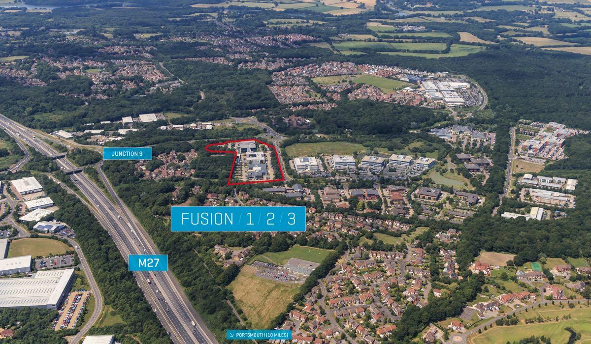 fusion fareham7 - Fusion 1 / 2 / 3 - Solent Business Park, Fareham, PO15 7AB