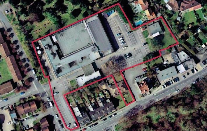 Aircraft factory Sunbury - Living - Track Record