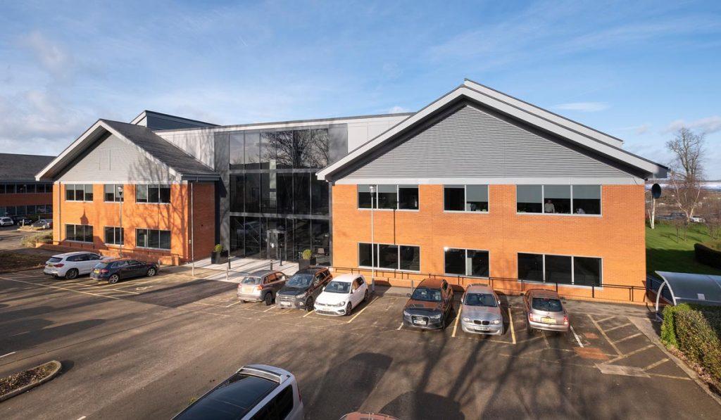 enigma 1 1024x597 - Enigma Building, Wavendon Business Park, Wavendon, Milton Keynes, MK17 8LX