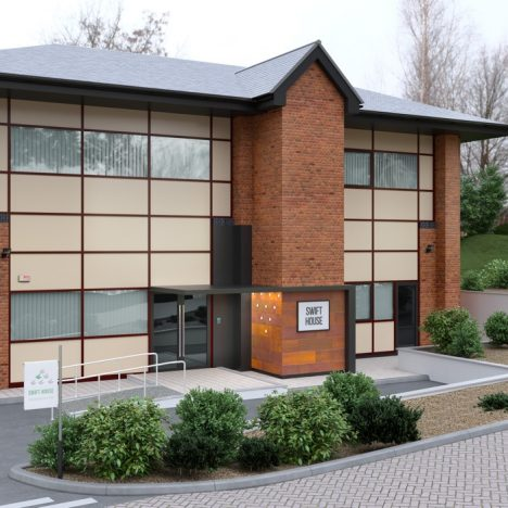 swift1 468x468 - Swift House, Peregrine Business Park, High Wycombe, HP13 7DL