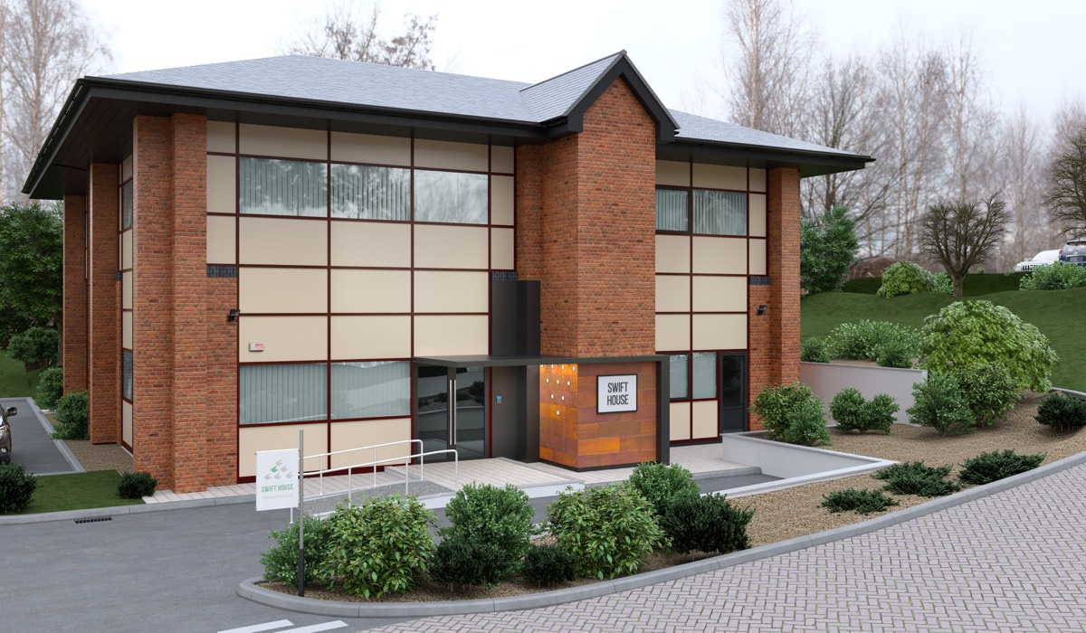 swift1 - Swift House, Peregrine Business Park, High Wycombe, HP13 7DL