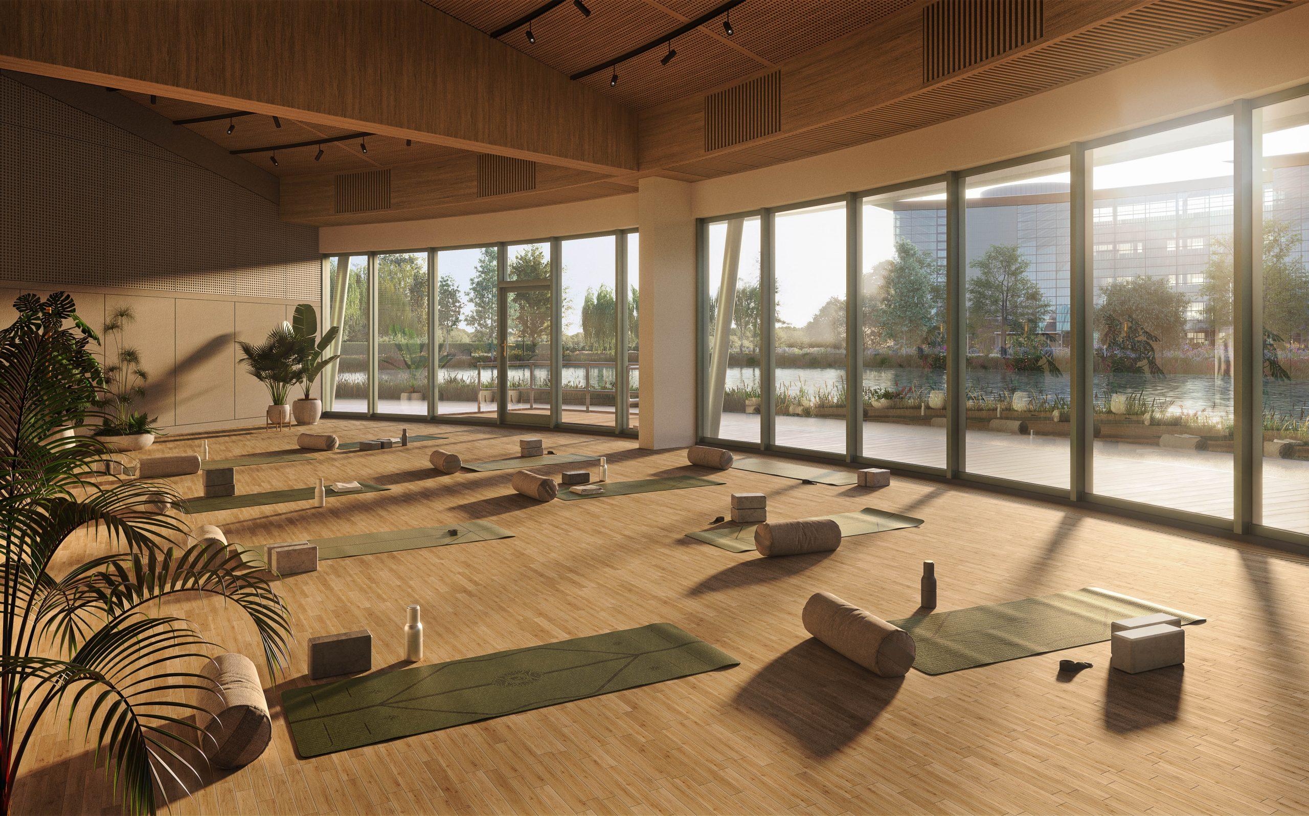Studio Yoga Space scaled - Reading International, Reading