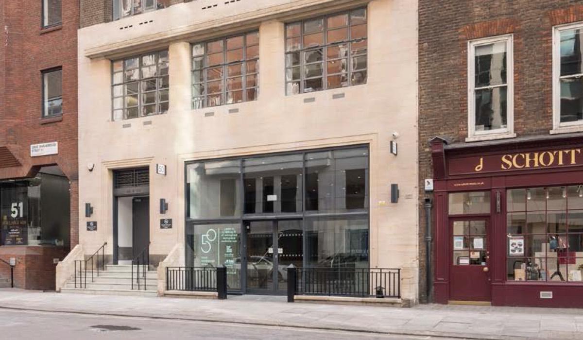 50 great marlborough street 1 - 50 Great Marlborough Street, London