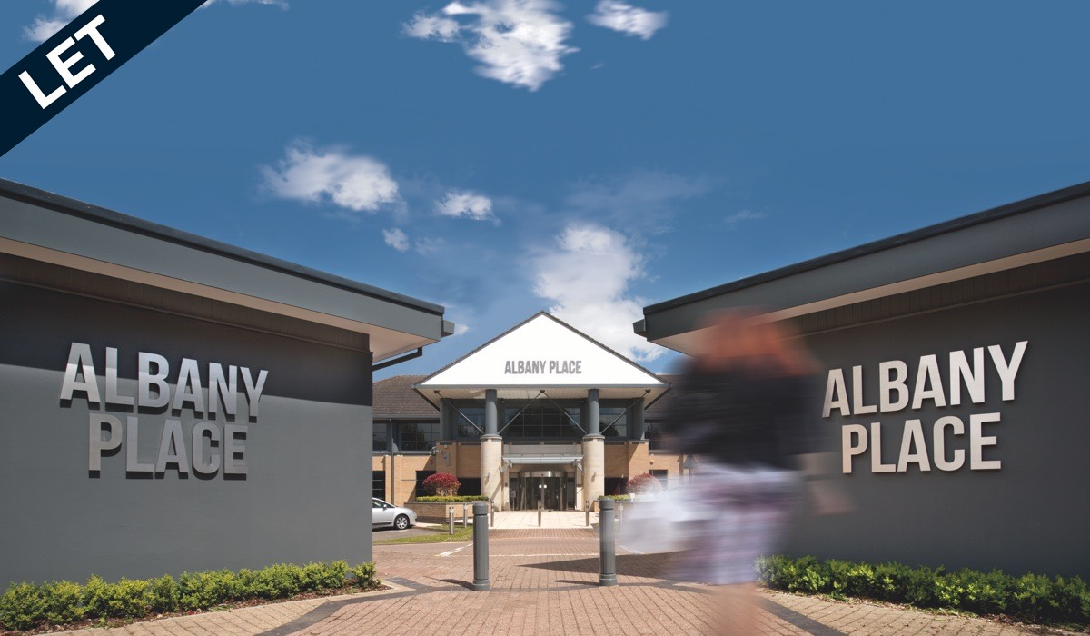 Building 1 Albany Place LET - Building 1, Albany Place, Broadwater Road , Welwyn Garden City, AL7 3BG