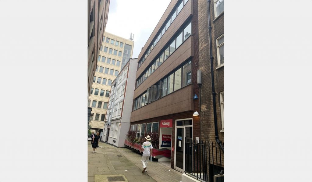 Holyher House 1024x597 - Holyer House, 20-21 Red Lion Court, London EC4