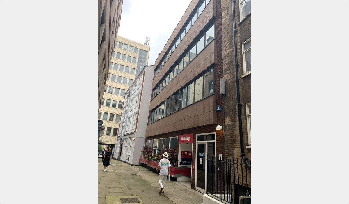 Holyher House - Holyer House, 20-21 Red Lion Court, London EC4