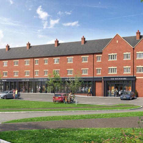Radstone Fields Brackley 1 468x468 - Radstone Fields Local Centre, Brackley, NN13 6GA