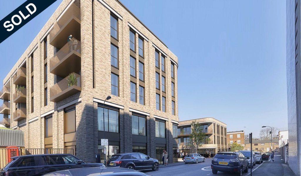 Sotheron sold 1024x597 - Sotheron Place, 4-5 Sotheron Place, London, SW6 2EJ