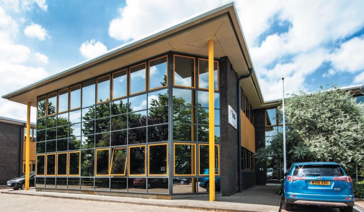 building3 axis watford 1 - Building 3 Axis Building, Rhodes Way, Watford, Hertfordshire, WD24 4YW